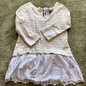 Size medium Anthropologie top